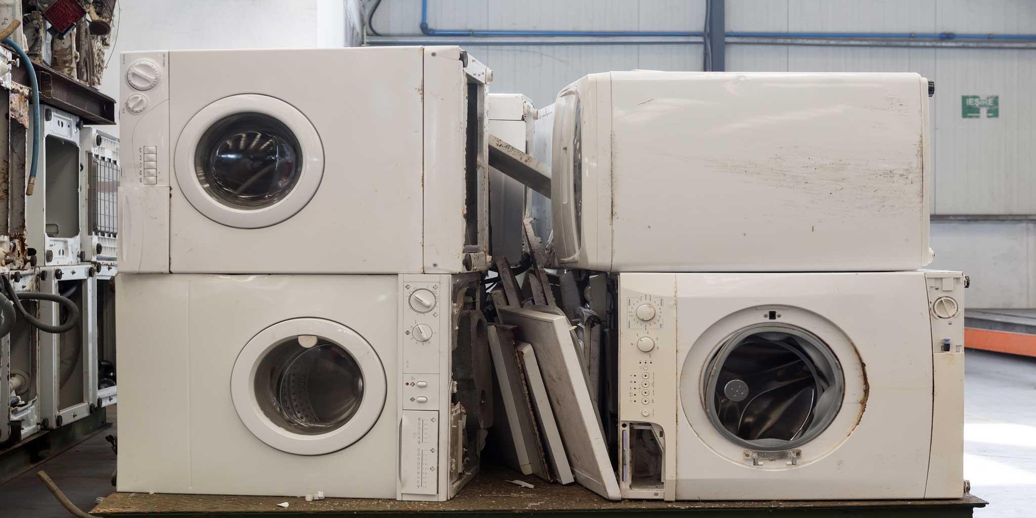 Washing Machine Waste